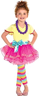 Fancy Nancy Halloween Costume for Toddler Girls, 3-4T, with Included Accessories, by Party City