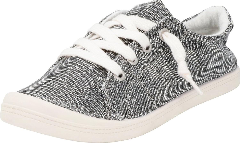 Cambridge Select Select Select Woherrar Low Top Closed Round Toe Slip -on No slips Stretch Elastisk Lace mode Sneaaker  Det finns fler märken av högkvalitativa varor