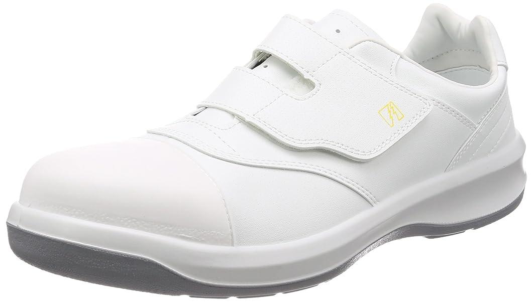 贅沢なマーク出版[ミドリ安全] 静電安全靴 クリーンルーム向け トゥキャップ付き マジックタイプ 短靴 GCR596 フルCAP メンズ