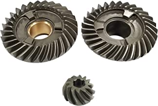4 Piece Gear Set for OMC V6 Lower Unit Gears V8 Cobra Sterndrive 1986-1993