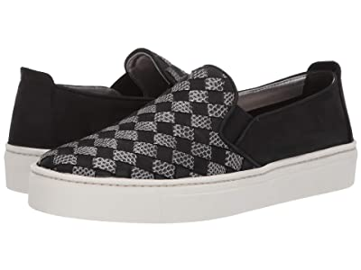 The FLEXX What A Sneak (Black Nubuck/Milos) Women