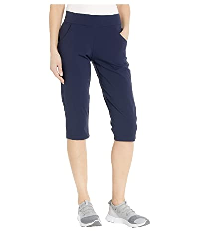 Columbia Anytime Casualtm Capris (Dark Nocturnal) Women