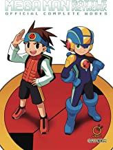 megaman battle network artbook