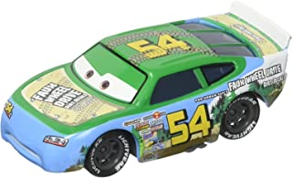Disney 2016 Pixar Piston Cup Green Johnny Blamer Series 5/11
