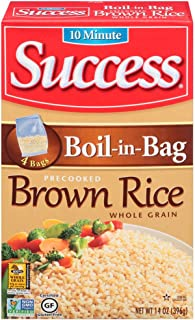 Success Boil in Bag Brown Rice, 14-Ounce