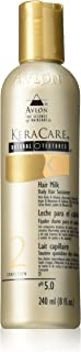 Avlon Keracare Natural Textures for Unisex, Hair Milk TreatMen,t, 8 Ounce