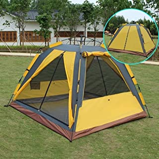 Image of MARKER Tent for Camping 2-Person Camping Tent, Lightweight, Waterproof, Windproof, Two Doors, Easy to Install, Camping, Beach, Hunting, Hiking, Climbing, Travel