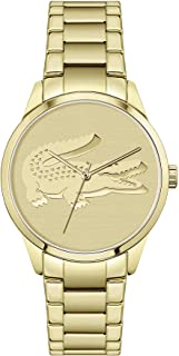 Lacoste Women's Analog Quartz Watch with Stainless Steel Strap 2001175