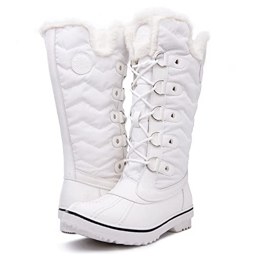 0b2386c86237 KINGSHOW Women s Globalwin 1711 Winter Snow Boots