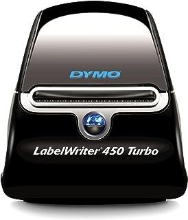 Dymo LabelWriter 450 Turbo Label Maker 标签机 1 黑色