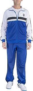 Vertical Sport Men's 2 Piece Jacket & Pants Slim Fit Jogging Track Suit