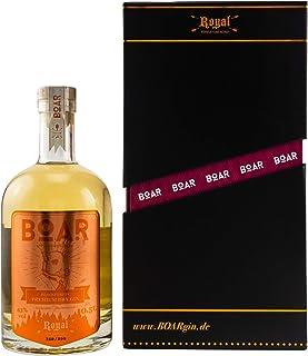BOAR Royal Rubin Gin 2018 Schwarzwald limitiert auf 999 Flaschen