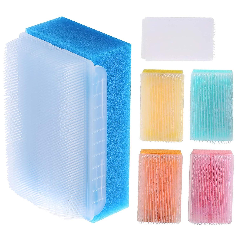 ARGOMAX - 6 Pack Bath Hands Super special price Scrub Sponge Body 25% OFF Brushes