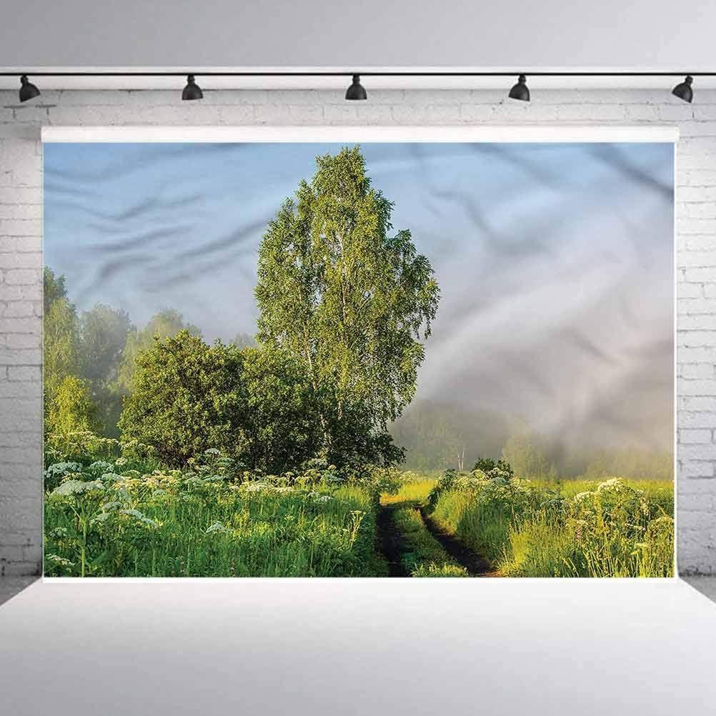 8x8FT Vinyl Wall Photography Backdrop,Abstract,Square Wavy Shapes Photo Backdrop Baby Newborn Photo Studio Props