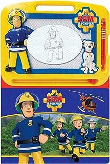 Sam Le Pompier Écrire Et Dessiner