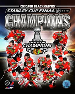 2013 stanley cup champions poster
