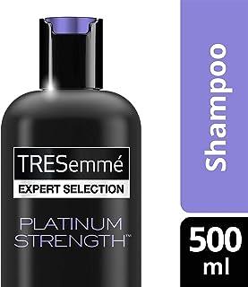 TRESEmmé Shampoo Platinum Strength, 500ml