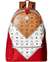 MCM - Stark M Move Visetos Backpack 40