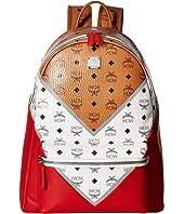 MCM - Stark M Move Visetos Backpack 40
