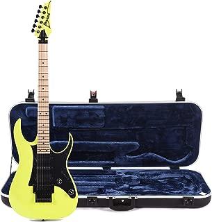 Ibanez RG550 RG Genesis Collection Desert Yellow w/Ibanez Molded Hardshell Case