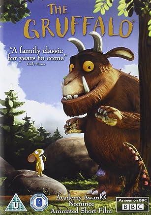 E1E10698 Gruffalo DVD