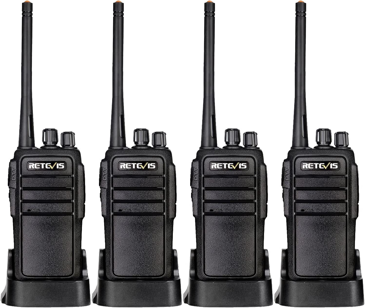 Case of 4 Retevis RT21 quality assurance Walkie Adults Direct sale of manufacturer Two Rechargeable Talkies W