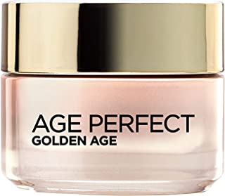 LOréal Paris Dermo Expertise - Age Perfect crema rosa anti arrugas Golden Age para pieles maduras 50 ml