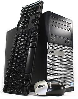 Dell Optiplex 790 Desktop Tower PC, Intel Quad Core i5 (3.10GHz) Processor, 16GB RAM, 2TB Hard Drive, Windows 10 Professio...
