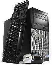 Dell Optiplex 9020 Desktop Tower PC, Intel Quad Core i5 (3.20GHz) Processor, 16GB RAM, 2TB Hard Drive, Windows 10 Professi...