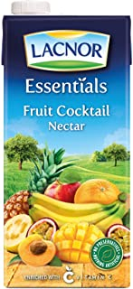Lacnor Essentials Fruit Cocktail Nectar - 1 Liter