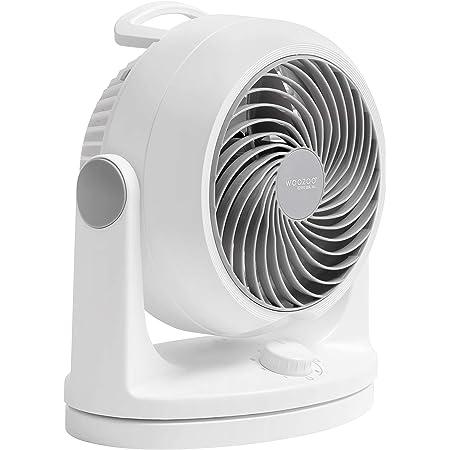 Iris Ohyama White IRIS leiser Turbo-Ventilator Weiss 38 W 30 m² Reichweite 25m