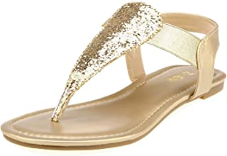 Best womens gold sandals size 5 Reviews