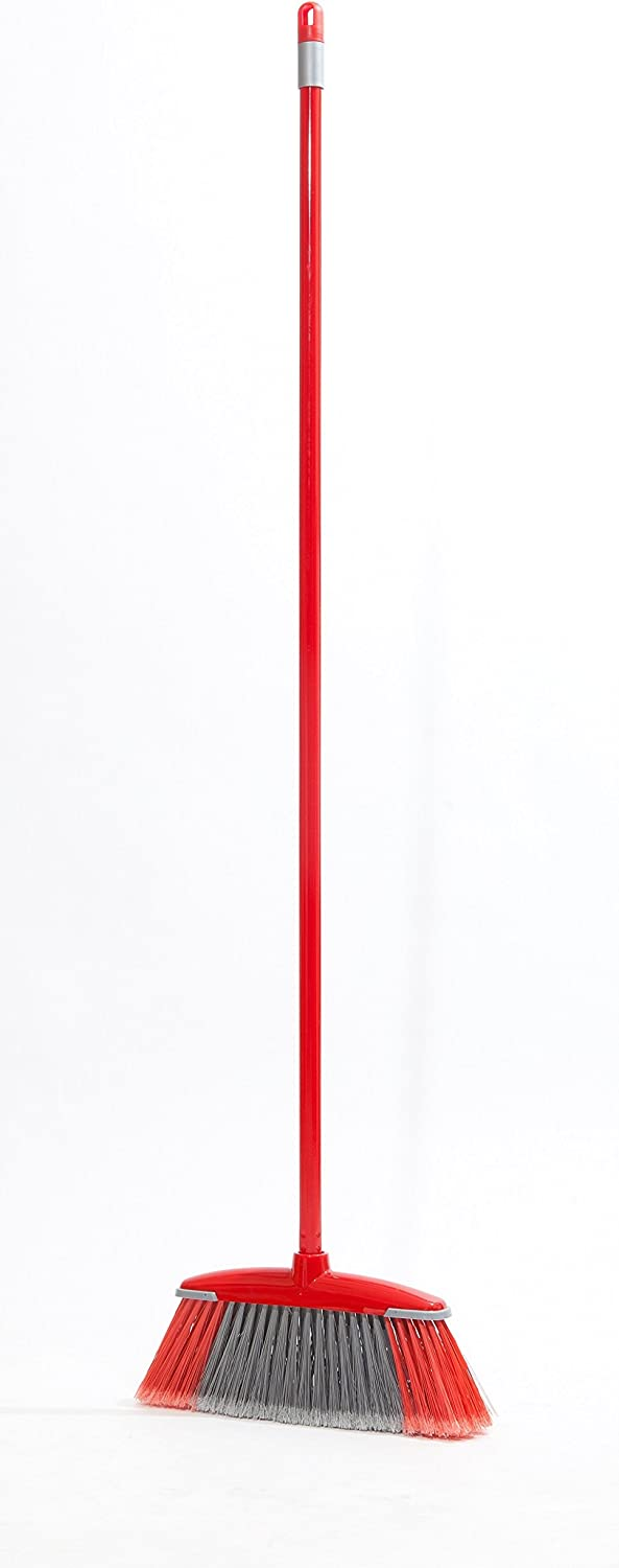Uniware Sweep Angle Broom In Made Charlotte Mall Outlet sale feature Italy Red#1