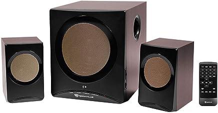 Rockville Rock Media Bluetooth Computer Speakers+Subwoofer 4 IBM/Apple/Panasonic
