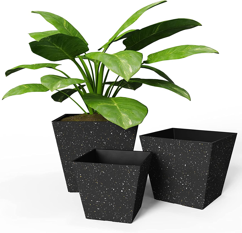 Decorlife Square Flower Pots Outdoor Super Special SALE held 8