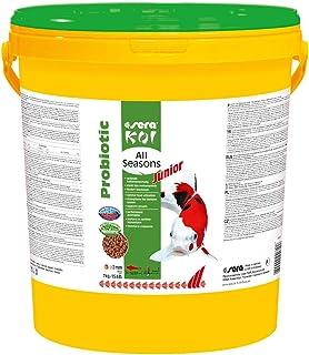 sera Koi Junior All Seasons Probiotic 21000 ml (7 kg) – z subtilis Bacillus dla zdrowego, mocnego młodego koi