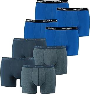 Robelli confezione da 6 Uomo Ultra elasticizzato moda Boxer pantaloncini//SHORTS