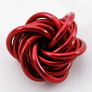 Quiet Restless Hand Office School Anxiety M/öbii Valentine: Small Fidget Ball Stress Mobius Toy