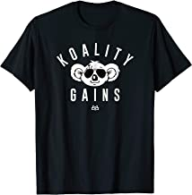 Calum Von Moger Motivational Fitness Tee Shirt