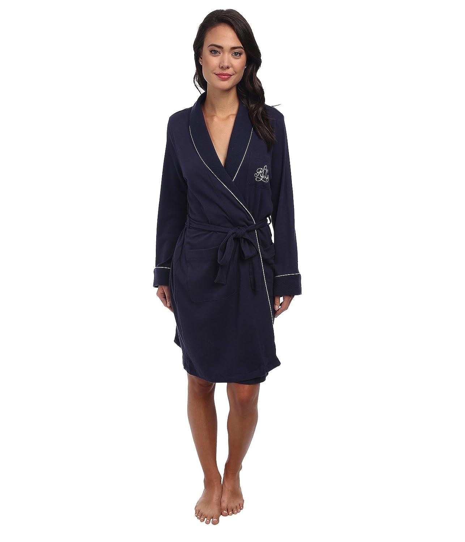 [ラルフローレン] レディース ナイトウェア Hartford Lounge Short Shawl Collar Robe [並行輸入品]