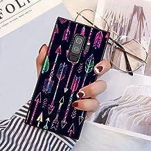 Square Galaxy Arrow Samsung Galaxy S9 Plus Case, JQLOVE All-Inclusive Full-Body Shockproof Protective Phone Cover, Case for Samsung Galaxy S9 Plus Galaxy Arrow