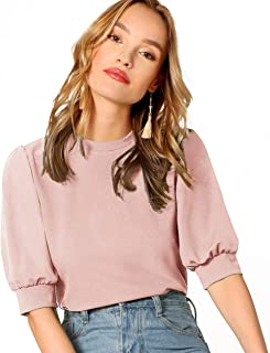 Best pale pink summer tops Reviews