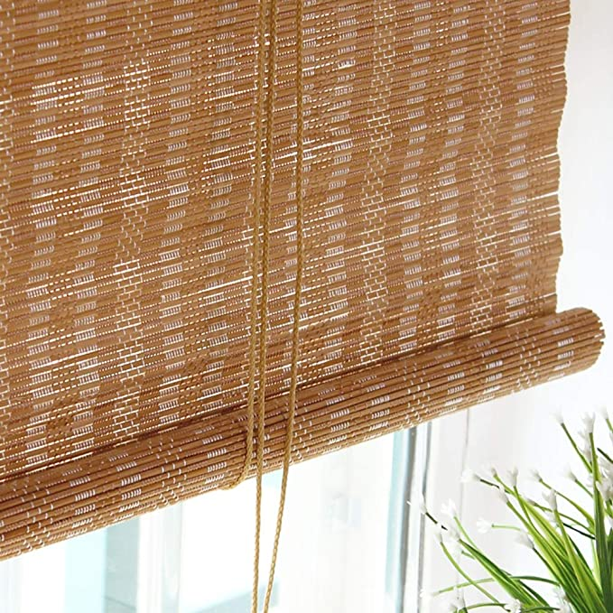 vidaXL Outdoor Roller Blind Privacy Screen Porch Shade Balcony Pergola Shade Vertical Roller Shade Window Treatments 100x270cm Anthracite