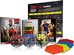 Beachbody Shift Shop - The 3-Week Rapid Rebuild DVD Workout Program