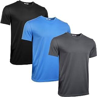 Camisetas Deporte Hombre Fitness Casual Seco RáPido T-Shirt Running Yoga Ciclismo