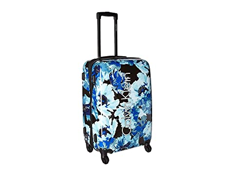 "CK-513 24"" Upright Suitcase, BLUE ROCHELLE"