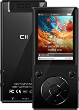 "32GB MP3 Player with Bluetooth 5.1, ChenFec Portable 2.4"" Large Screen HiFi Lossless Sound MP3 Music Player with Speakers ..."