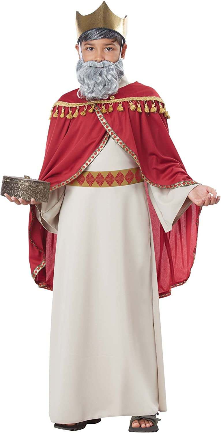 Melchior Wise Man Max 71% OFF Costume Fixed price for sale