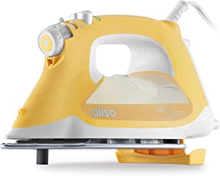 Oliso Pro TG1600 Smart Iron iTouch Technology, 1800 Watts, Butterscotch