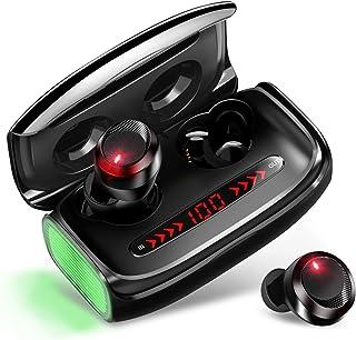 【業界最先端Bluetooth5.1 QualcommR aptX™】 Bluetooth イヤホン Hi-Fi 高音質 完全 ワイヤレス イヤホン 自動ペアリング イヤホン単...